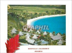 Modern Postcard Noumea New Caledonia