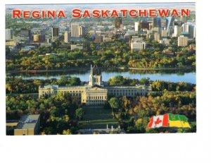 Aerial, Regina, Saskatchewan, Used