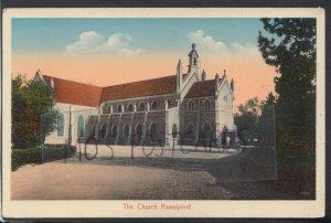 Pakistan Postcard - The Church, Rawalpindi   RS17592