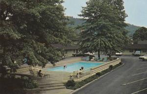 Swimming Pool, Quality Inn, US 40, Fort Henry, Wheeling, West Virginia 40-60s