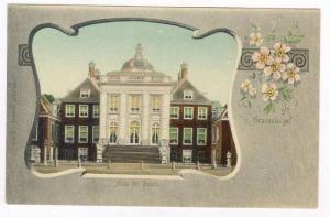 s-Gravenhage, Netherlands, Huis ten Bosch, 1890s-1905
