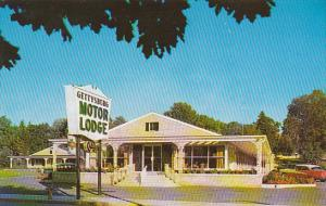 Pennsylvania Gettysburg Motor Lodge