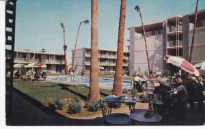 Swimming Pool, Sahara Hotel, PHOENIX, Arizona, 40-60's