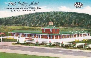 Alabama Huntsville Park Valley Motel