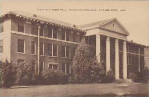 Arkansas Arkadelphia Cone Bootoms Hall Ouachita College Artvue