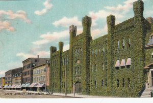 NEW HAVEN , Connecticut, 1910 ; State Armory