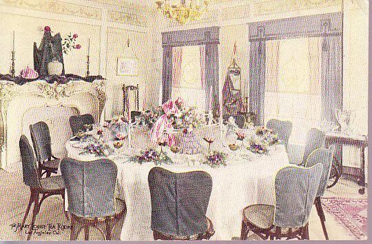 Mary Louise Tea Room - Los Angeles