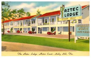 Florida Holly Hill , Aztec Lodge