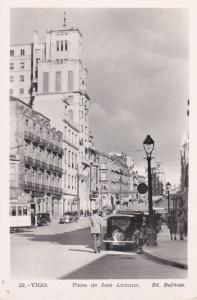 RP : VIGO (Galicia), Spain, 1930s ; Plaza de Jose Antonio