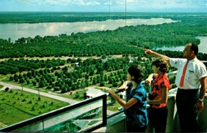 Florida Lake Placid The Placid Tower Observation Tower View