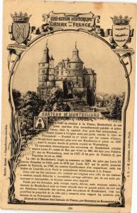 CPA Collection Historique - Chateaux de France - Chateau de MONTBÉLIARD (183063)