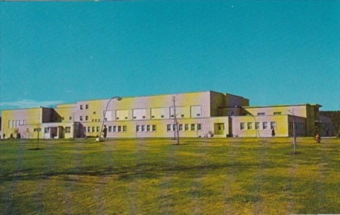 Canada Physical Education Building Memorial University St John's Newfoundland