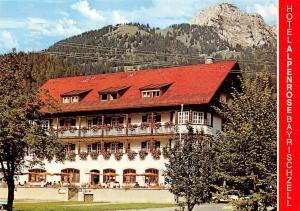 Bayrischzell Hotel Alpenrose Gasthaus Pension