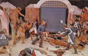 Battle Of The Alamo 6 March 1836