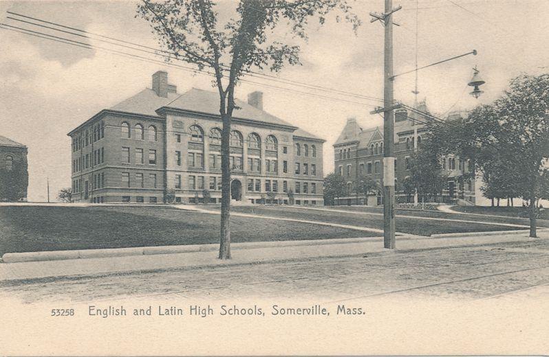 English and Latin High Schools - Somerville MA, Massachusetts - UDB
