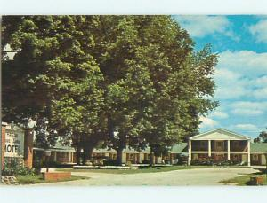 Unused Pre-1980 HAGAN HOUSE TOWN MOTEL Bardstown Kentucky KY u1016