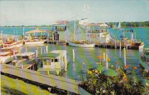 Michigan Detroit The Harbor Inn 1959