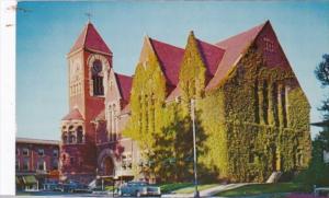 Massachusetts Amherst Town Hall