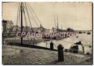 Old Postcard Croix de Vie A corner of the Port