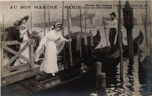 CPA Au Bon Marché Léence de Joncieres L'Heure mauve a Venise (607392)