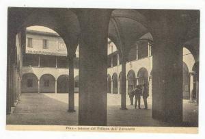 Pisa, Italy, 00-10s    Interno del Palazze dell'Universita