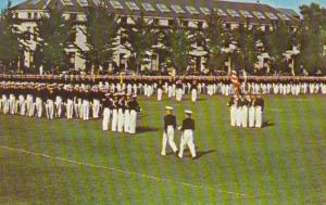 Maryland Annapolis U S Naval Academy Brigade Of Midshipmen