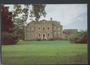 Wiltshire Postcard - East Front of Urchfont Manor, Near Devizes    T7831