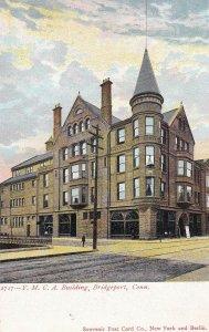 BRIDGEPORT, Connecticut, 1900-1910's; Y.M.C.A. Building