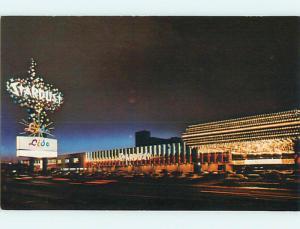 Unused Pre-1980 LIDO ON SIGN AT STARDUST CASINO HOTEL Las Vegas NV Q5266-13