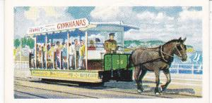 Trade Cards Brooke Bond Tea Transport Through The Ages No 7 Horse Tram