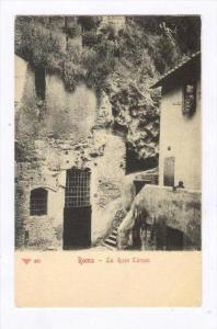 La Rupe Tarpea, Roma (Lazio), Italy, 1900-1910s