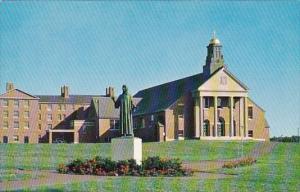 Christ The Teacher Chapel And Statue Merrimark College North Andover Massachu...