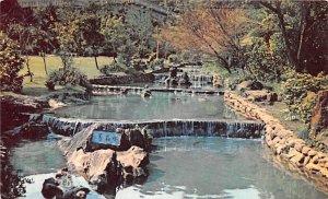 Crystal Curtain, Yangmingshan Park Taiwan China Unused