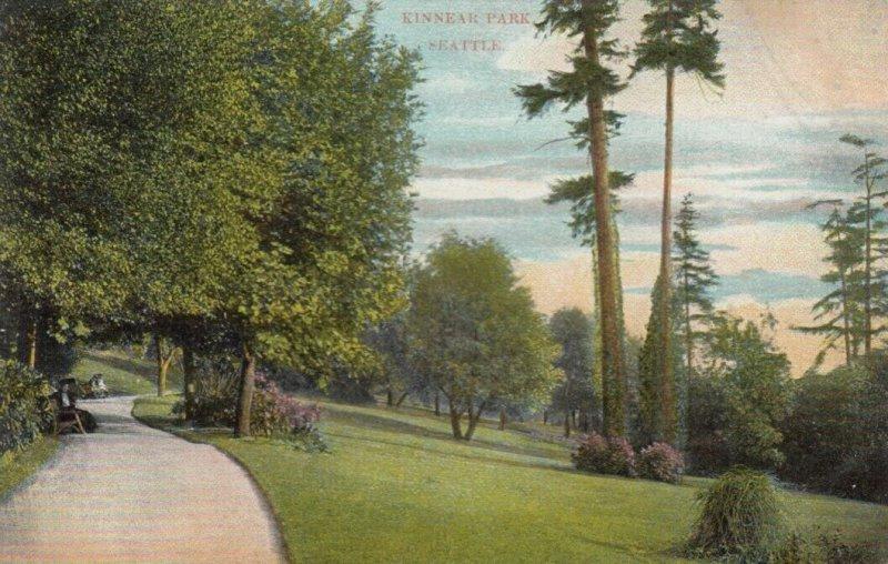 SEATTLE, Washington, 00-10s; Kinnear Park