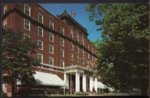 Prince Edward Island CHARLOTTETOWN Hotel Island Development Co - pm1969 - Chrome