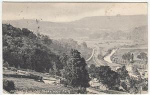Wiltshire; Limpley Stoke PPC By Hartmann, 1909 PMK To Mrs Bowler, Westbury