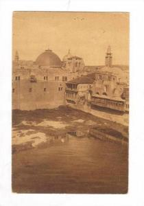 Pool Of Rezekkah, Jerusalem, Israel, 1900-1910s