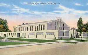 IL - Elgin. Armory