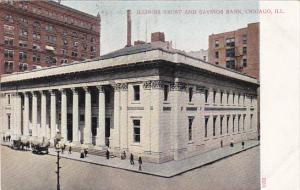 Illinois Chicago Illinois Trust and Savings Bank