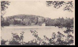 New York Adirondack Mountains Post Office Bay Star Lake Albertype