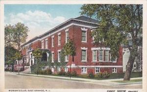 New Jersey East Orange Woman's Club