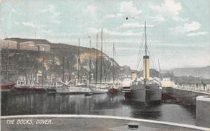 England Dover, The Docks, Boats, Bateaux