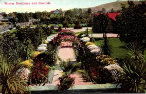 California Winter Residence and Grounds
