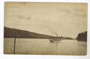 Lake Steam Boat  & Canoe  RPC