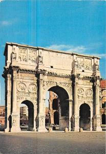 BG6559 arco di costantino roma    italy