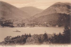 The Head Of Ullswater, Switzerland, 1900-1910s