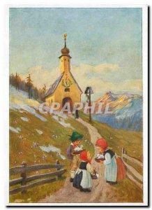 Postcard Modern Froehliche Ostern