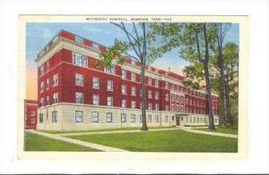 Methodist Hospital, Memphis, Tennessee, PU 1937