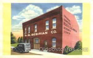 Bebirian Co., Camden, New Jersey, NJ, USA Store Fronts and Store Interiors, P...