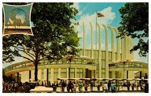 New York World's Fair 1964  The Ford Rotunda